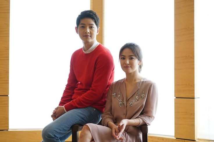 Song Joong Ki's & Song Hye Kyo's ViuTV Pictorial for DOTS Promo (UPDATED 2x) | Couch Kimchi