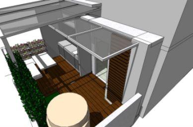 เทคนิคการต่อเติมครัวหลังบ้านแบบเปิดอย่างไรให้ถูกหลักฮวงจุ้ยและหลักสถาปัตย์
