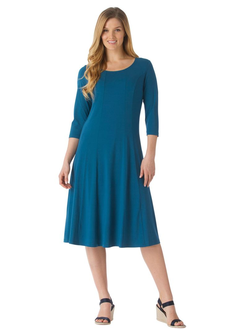 Shop for Knit Dress and more Plus Size Casual Dresses from fullbeauty.