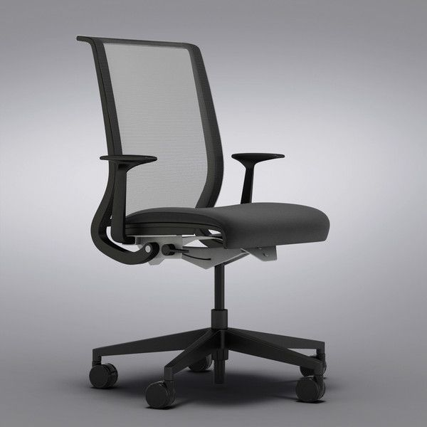 Think Chair Steelcase ... steelcase - Crate and Barrel - Steelcase Think Office Chair... by