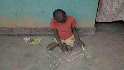 Yo lloré porque no tenía zapatos hasta que vi un niño que no tenía pies.