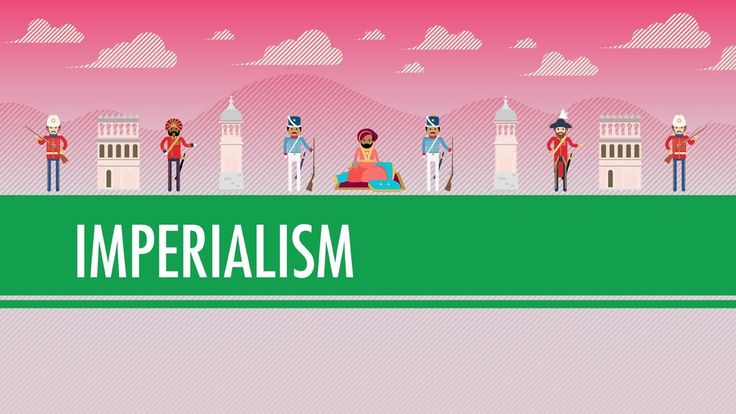 Imperialism: World History #35