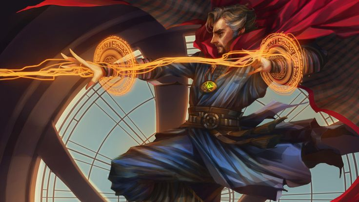Dormammu Dr Strange Meme: Marvel Doctor Strange Artwork 4k Superheroes Wallpapers
