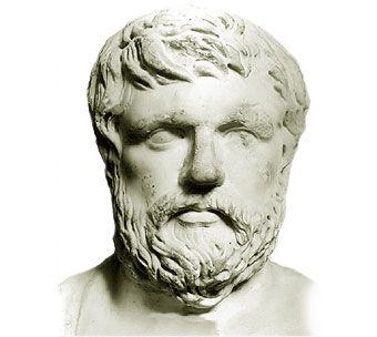 Jenofonte (ca. 431 a. C. - 354 a. C.) fue un historiador, militar y filósofo griego, conocido por sus escritos sobre la cultura e historia de Grecia.Nació en las cercanías de Atenas, en la región de Ática, durante la segunda mitad del siglo V a. C.Fue discípulo de Sócrates y escribió diálogos inspirados en su persona.  Su obra más conocida es Anábasis .