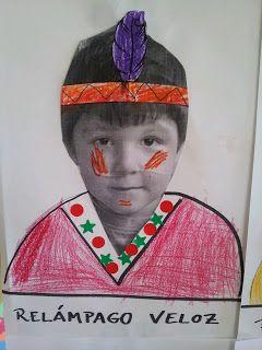 Ficha conviertete en un indio http://infantilvaleixe.blogspot.com.es/2013/02/la-tribu-del-valle.html