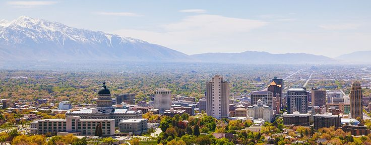 Acquire Cheap Salt Lake City Flights And Save Some Money On Your Next Vacation