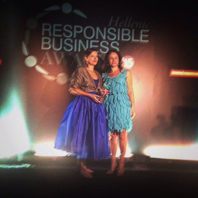 Hellenic Responsible Business Awards 2015
