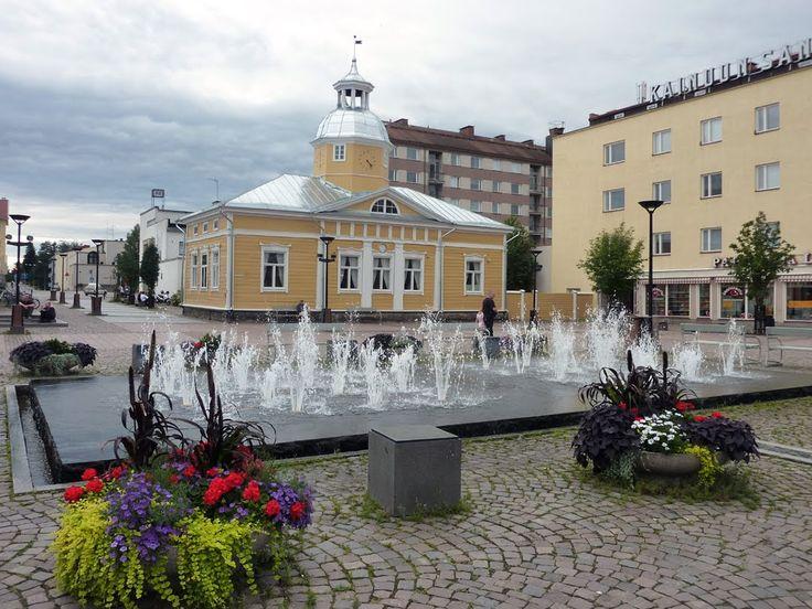 Kajaani, Finland.