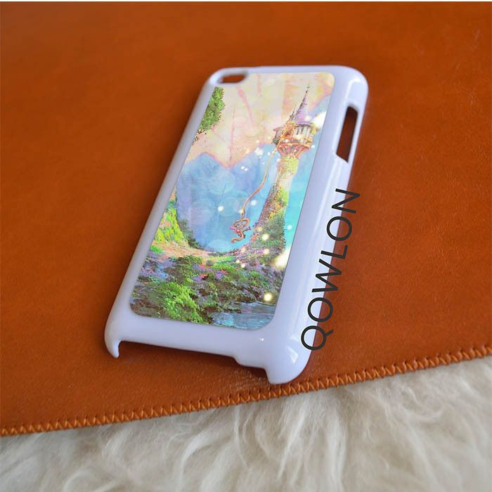 Castle Tangled Cartoon iPod Touch 4 | 4TH GEN Case