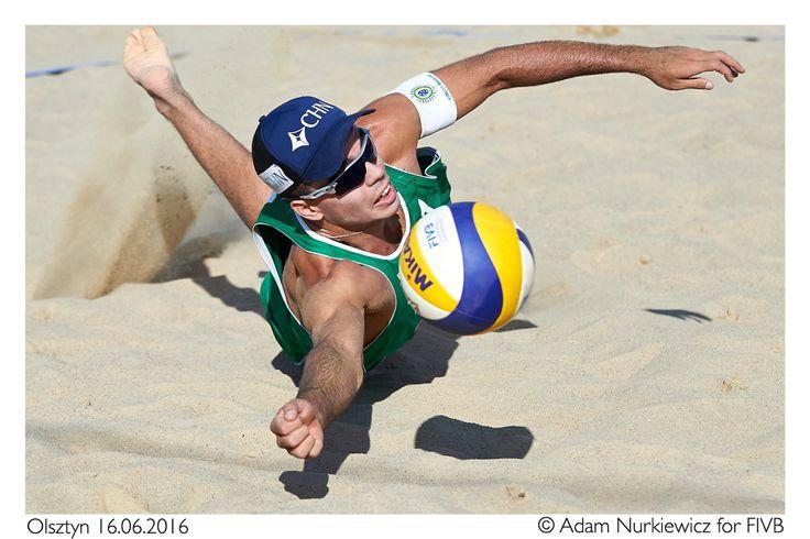 FIVB Beach Volleyball Grand Slam Olsztyn 2016