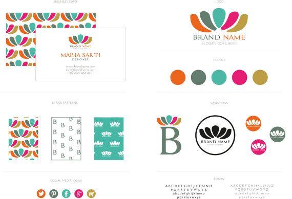 Brand Identity/Brand Kit/Logo/Business Identity