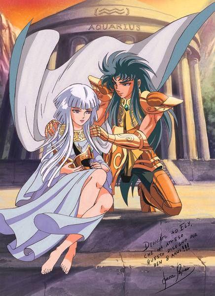 Hilda de Polaris y Camus de Acuario