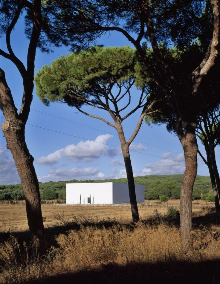 Guerrero house / Alberto Campo Baeza