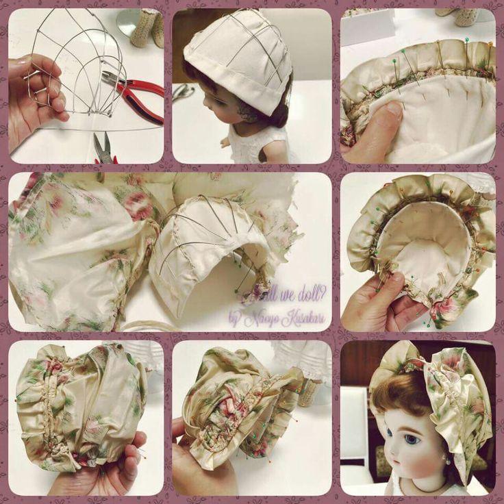 Bonnet poupée
