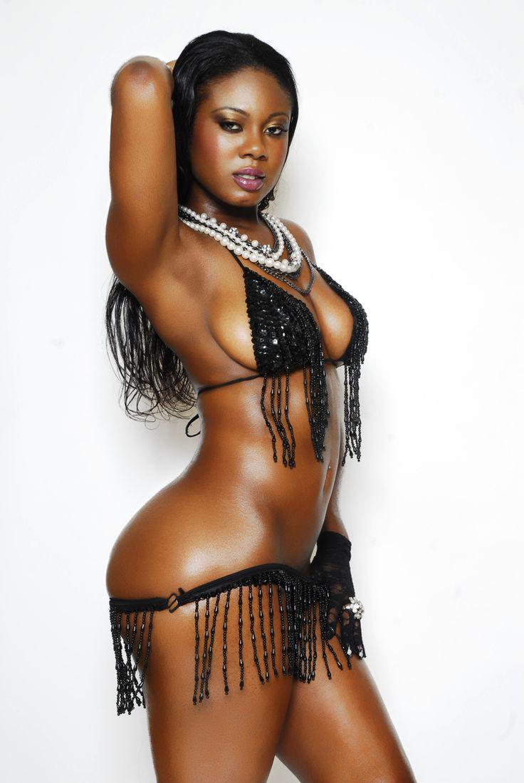 Sexy Black Woman Pic 48