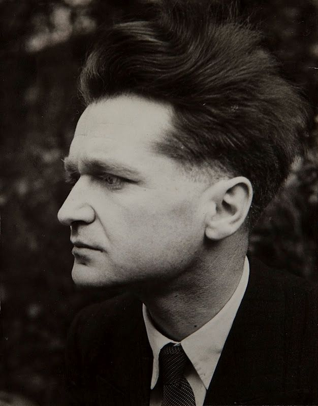 """""""Nothing proves that we are more than nothing."""" -- Emil Cioran: Romanian philosopher & essayist, author of """"A Short History of Decay"""", and ... Eraserhead lookalike!"""