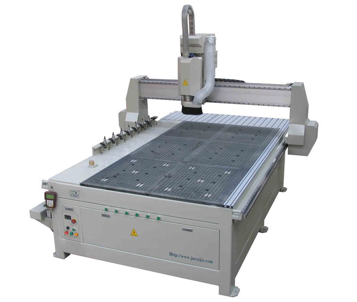 Cnc router cr1325 with linear atc cnc router machine