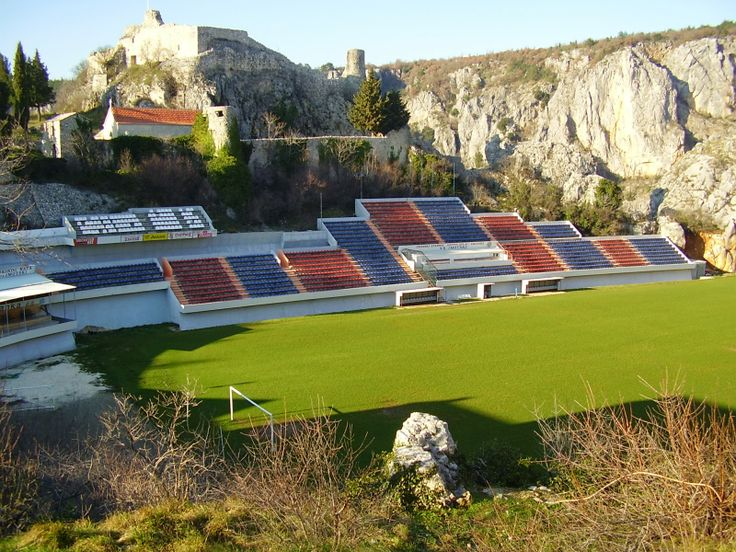 Stadion Gospin Dolac, Croatia