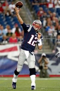 Where Is Tom Brady Today   Tom Brady of New England Patriots on knee injury -- 'Were trying to be ...