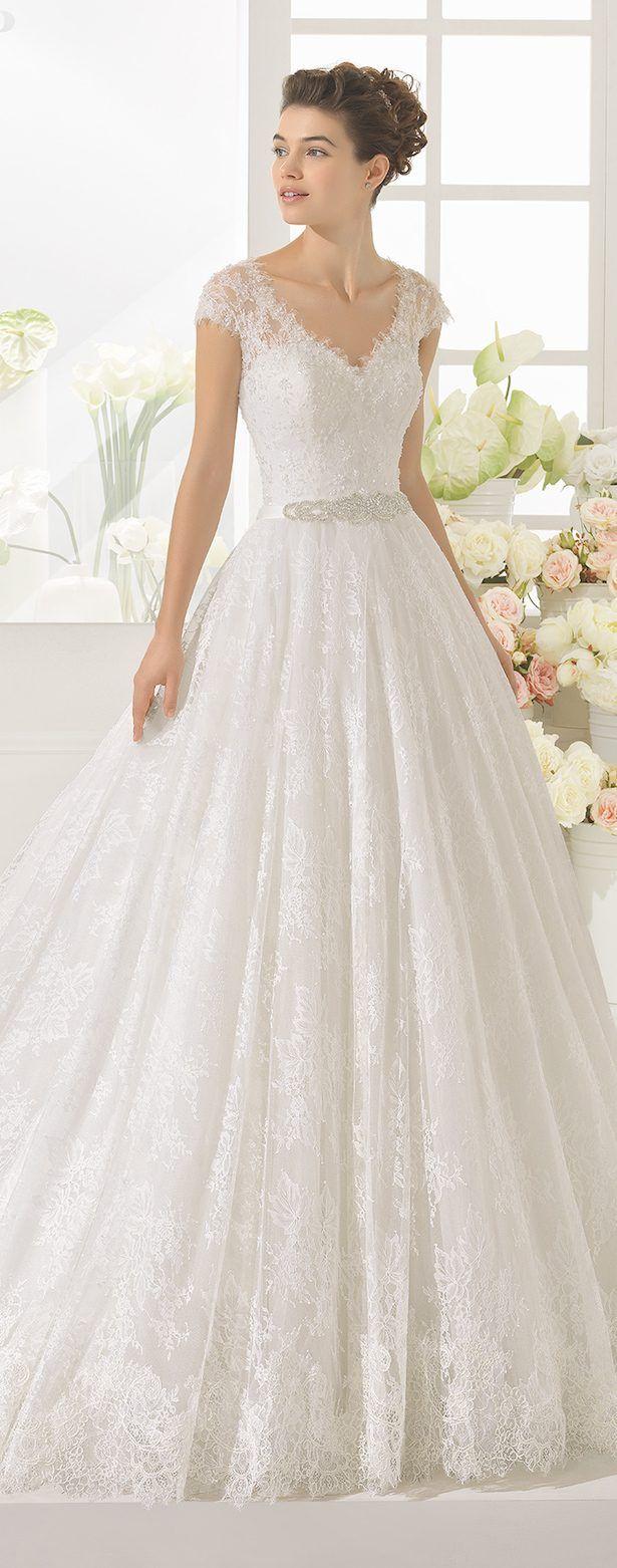 102 best Atemberaubende Hochzeitskleider images on Pinterest | Short ...