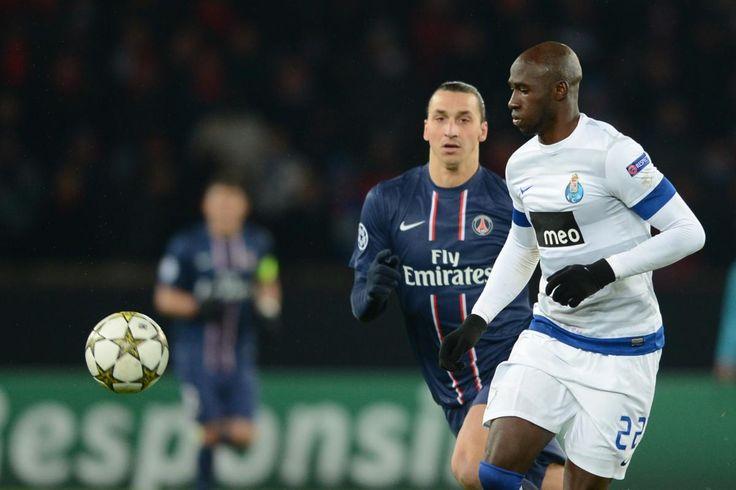 Eliaquim Mangala, ici à Paris le 4 décembre 2012, quittera-t-il le FC Porto pour Manchester City ? Les Skyblues ont mis plus de 40 millions d'euros sur la table.