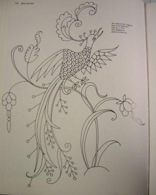 Best crewel embroidery ideas on pinterest step
