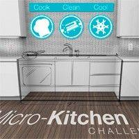Concurso Micro-Kitchen Challenge