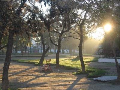 Plaza vieja de Quilpue