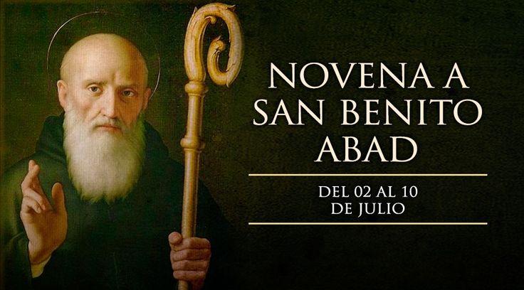 Cercanos a la fiesta San Benito Abad que se celebra cada 11 de julio, ACI Prensa ofrece una novena de preparación en honor al Patrón de Europa y Patriarca de los monjes occidentales.
