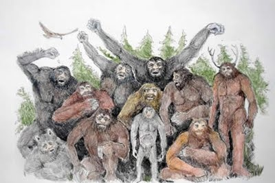 Bigfoot News | Bigfoot Lunch Club: A Bigfoot Thanksgiving honoring Harvey Pratt