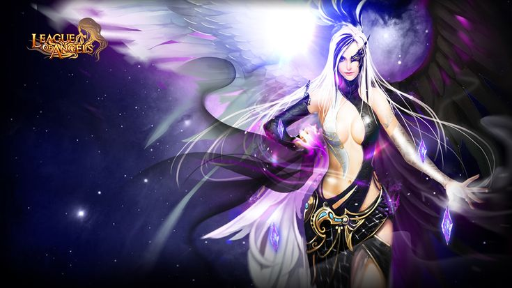 League of Angels _ Best RPG Browser game _League of Angels Official Site | GTArcade