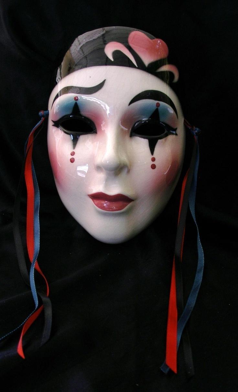 how to make a porcelain mask