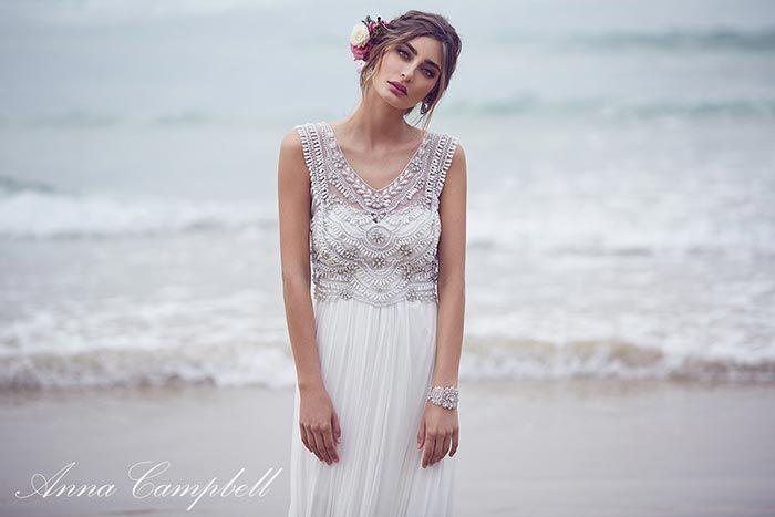 Vestidos+de+noiva+na+praia