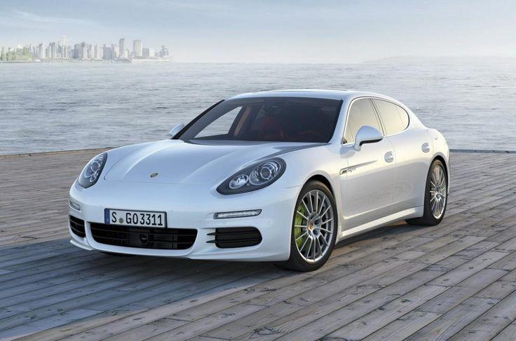 2014 Porsche Panamera Leaked