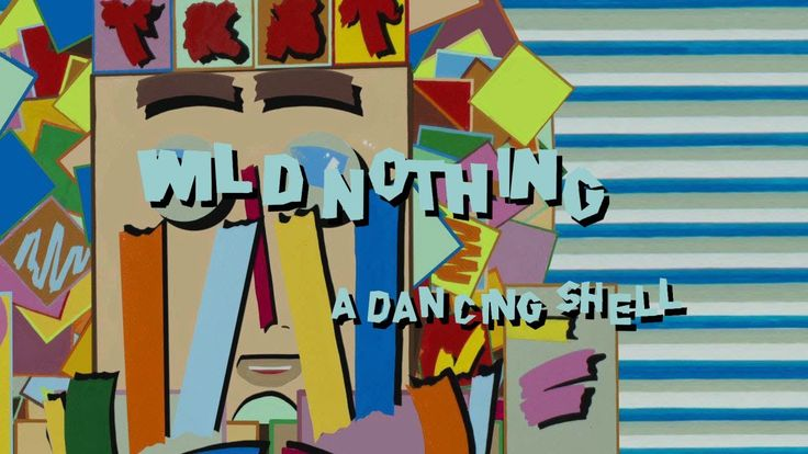 "Wild Nothing - ""A Dancing Shell"" (Official Music Video), via YouTube."