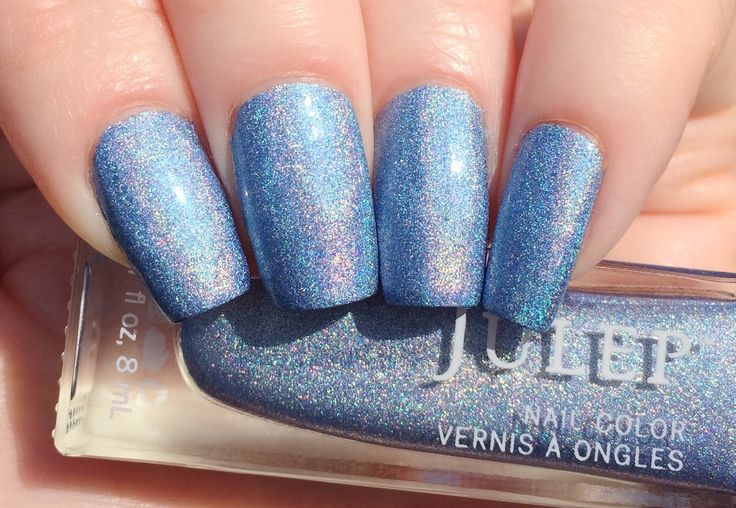 Julep's Tali Holographic Manicure