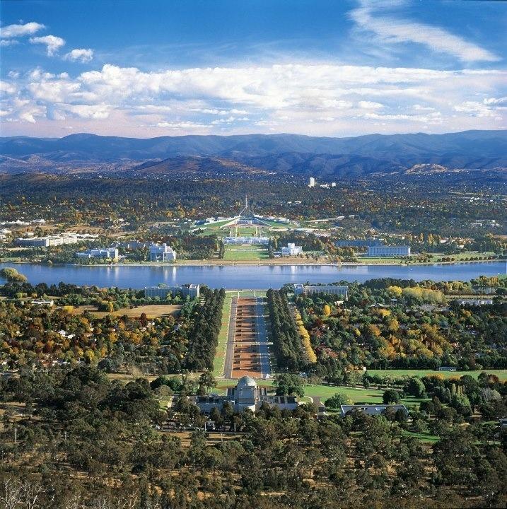 Canberra Centenary - Australia
