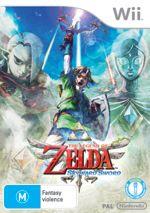 The Legend of Zelda: Skyward Sword (preowned)