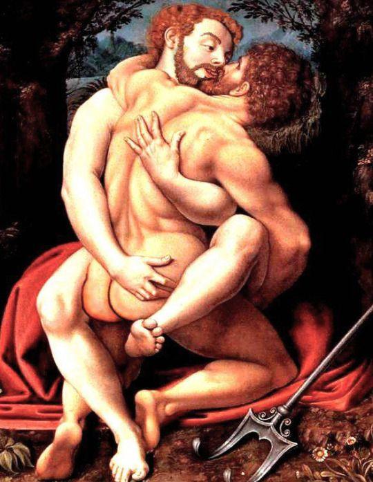 erotische schwule Männer