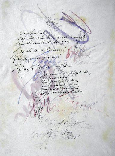 Unsere sammlung moderne buch und schriftkunst for Ui offenbach