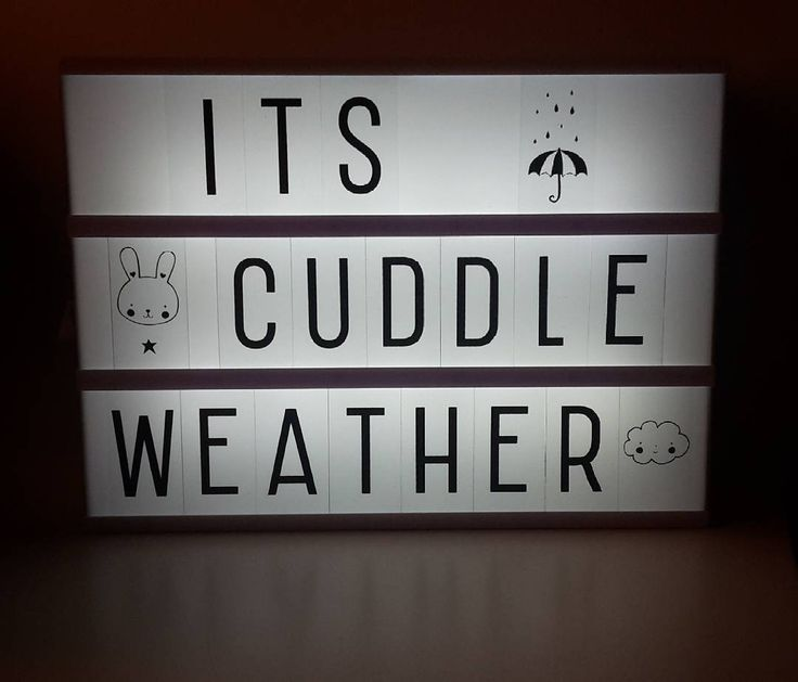"20 Likes, 1 Comments - Christina ❤ (@christinabuff) on Instagram: ""its #cuddle #weather perfect for this #cold #rainy #sunday #lightbox #mylittlelovelylightbox"""
