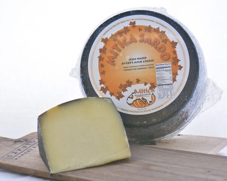 Fiore Sardo - per 1/2 lb (8 oz   Cheese, Queso cheese, Milk