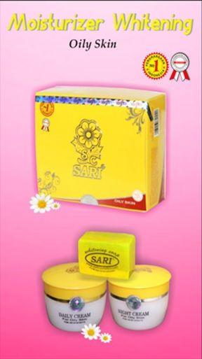 Agen Beauty merupakan distributor resmi penjualan produk cream sari yang telah terdaftar pada PT. SARI. Disini garansi original dan free ongkir seluruh Indo
