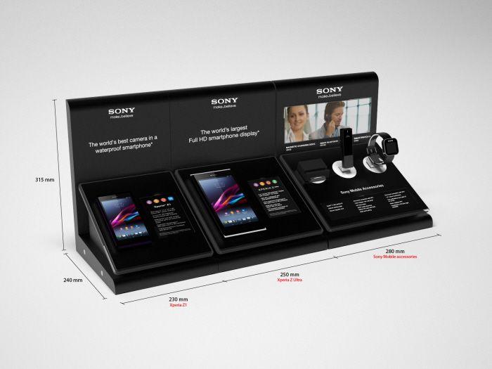 Sony | Xperia Z Series by Iyan Suyanto at Coroflot.com