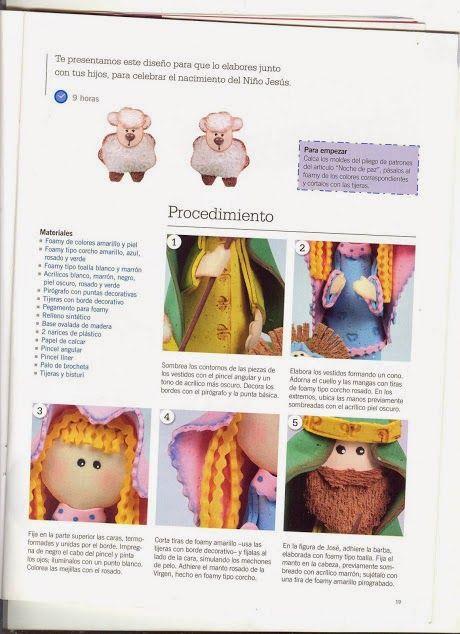 Mejores 9 imágenes de casita de jengibre en foamy en Pinterest ...