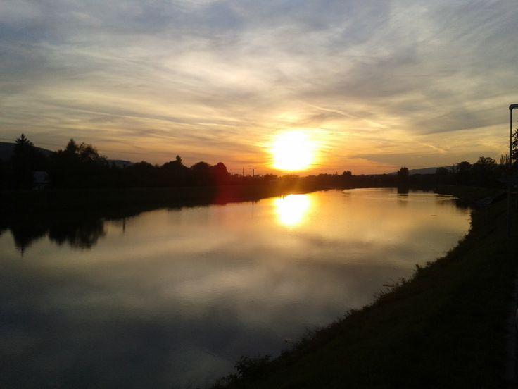 My town... Hranice, Czech republic