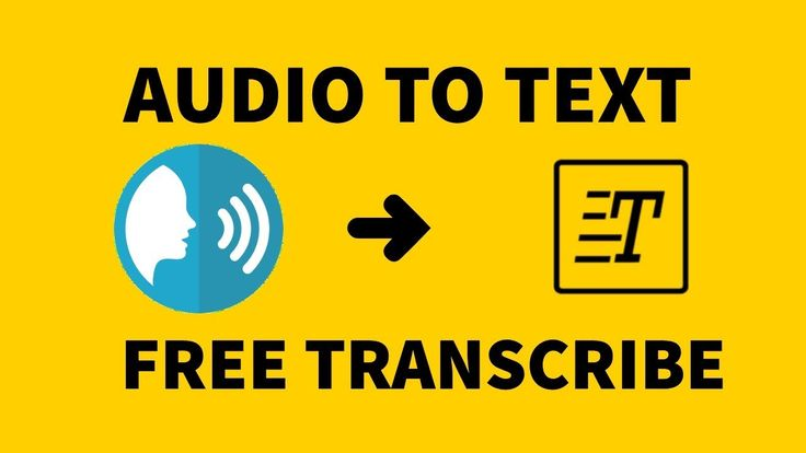 Convert Audio To Text Free Online Solution Free