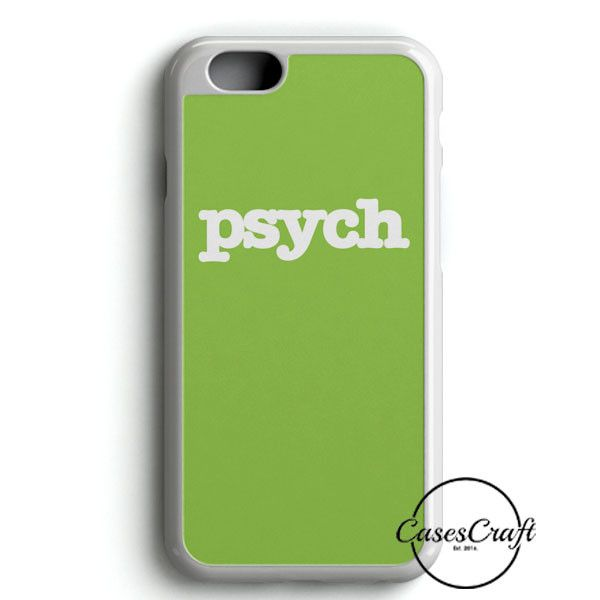 Psych Tv Series iPhone 6/6S Case | casescraft