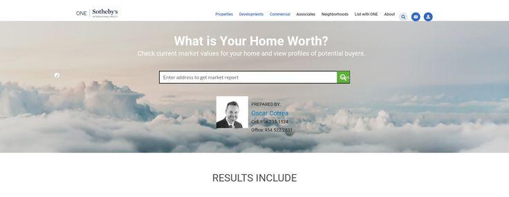 Home Value Estimator by Oscar Correa