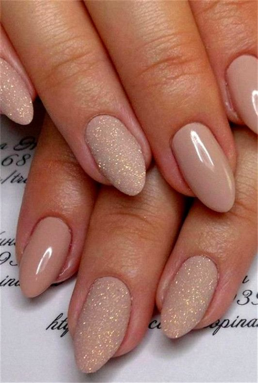 Our 30 Most Popular Wedding Nail Design Ideas For Brides Wedding Nail Designs You Nail Designs Bride Nails Elegant Nails Prom Nails